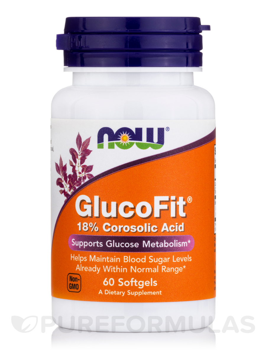 GlucoFit® - 60 Softgels