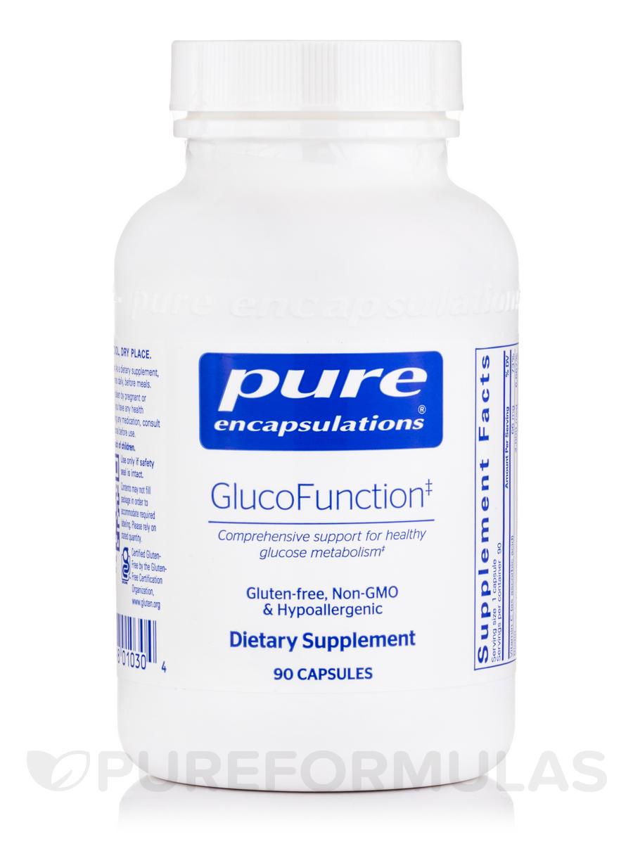 GlucoFunction - 90 Capsules