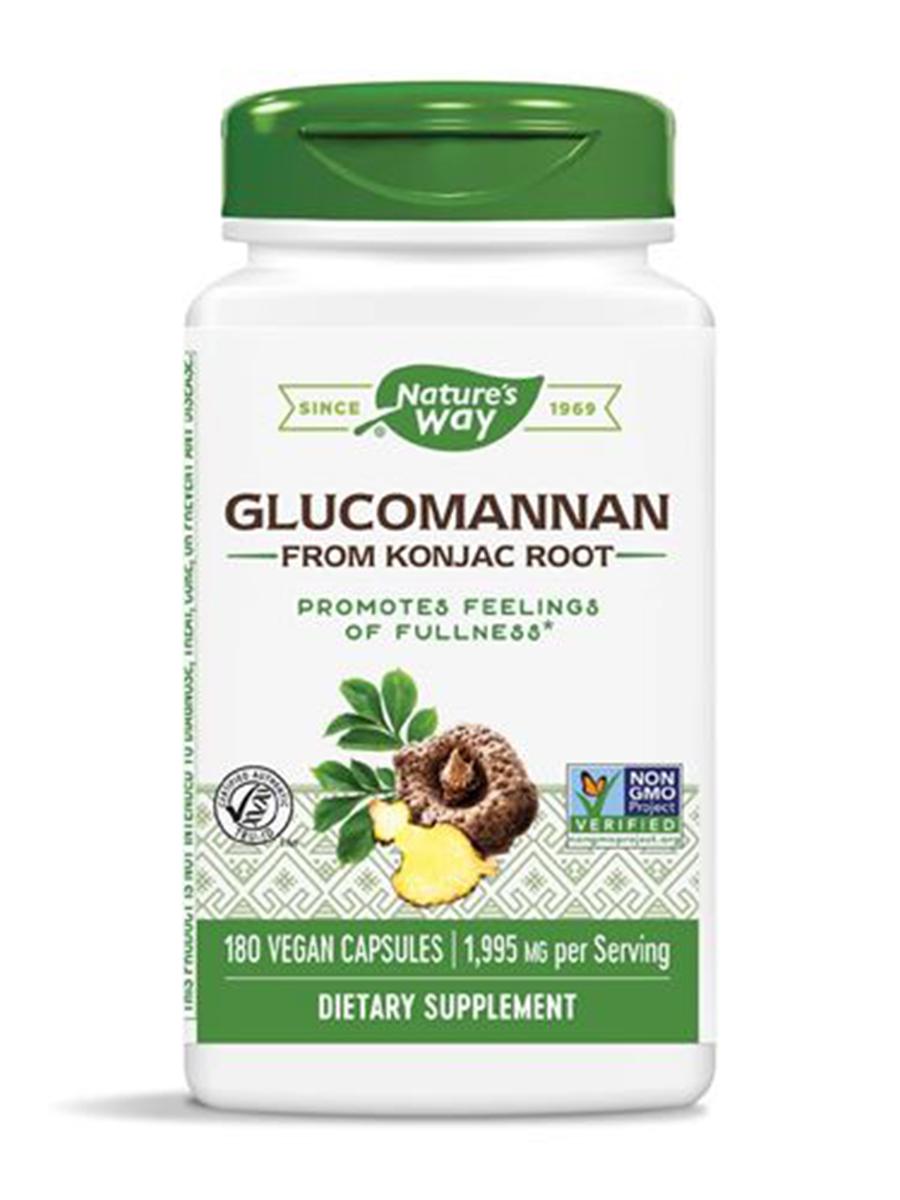 Glucomannan - 180 VCaps