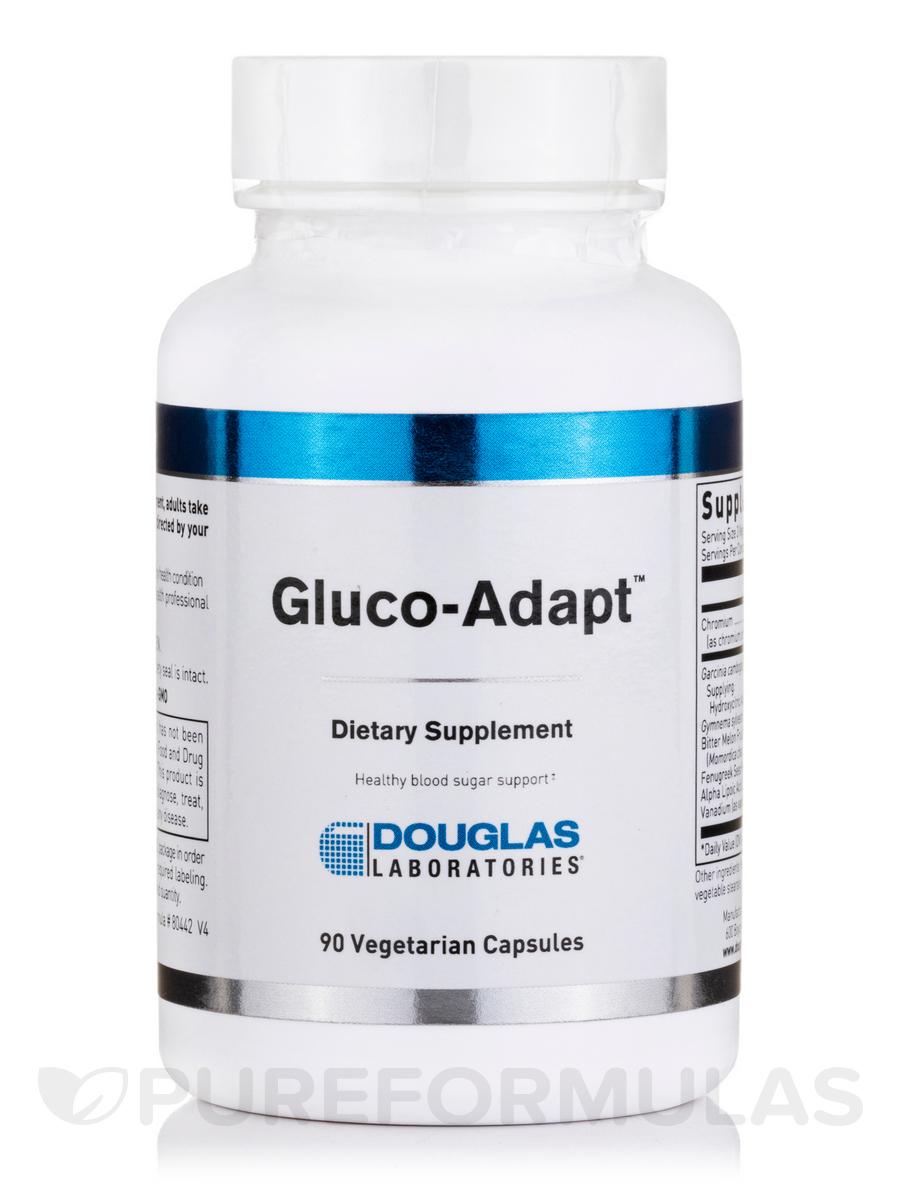 Gluco-Adapt™ - 90 Vegetarian Capsules