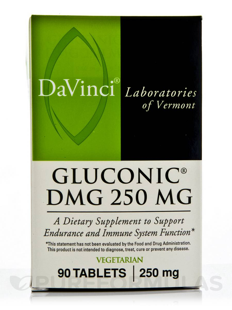 Gluconic® DMG 250 mg - 90 Tablets