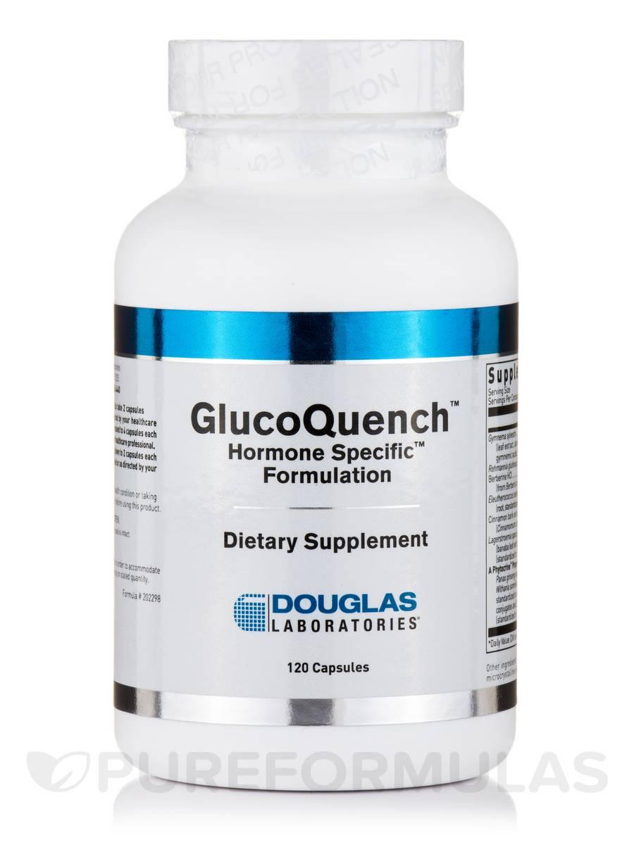GlucoQuench™ - 120 Capsules