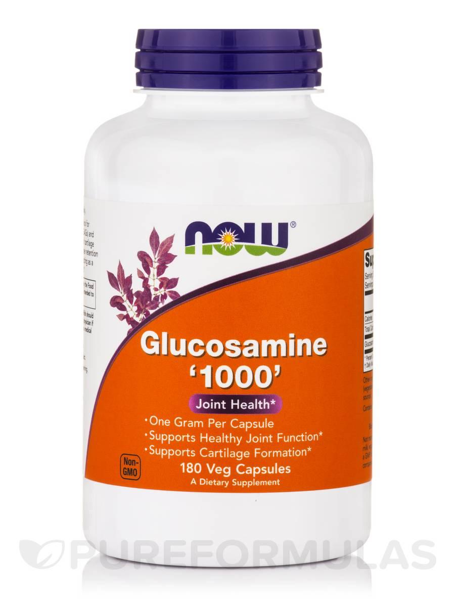 Glucosamine '1000' - 180 Veg Capsules
