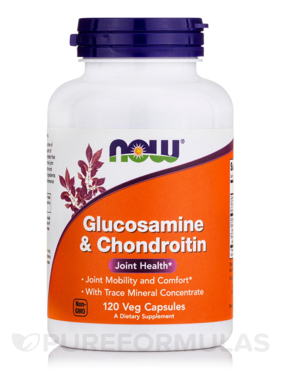 Glucosamine & Chondroitin - 120 Capsules