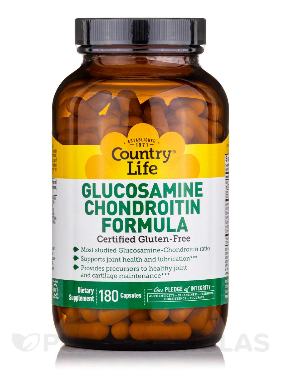 Glucosamine Chondroitin Formula - 180 Capsules