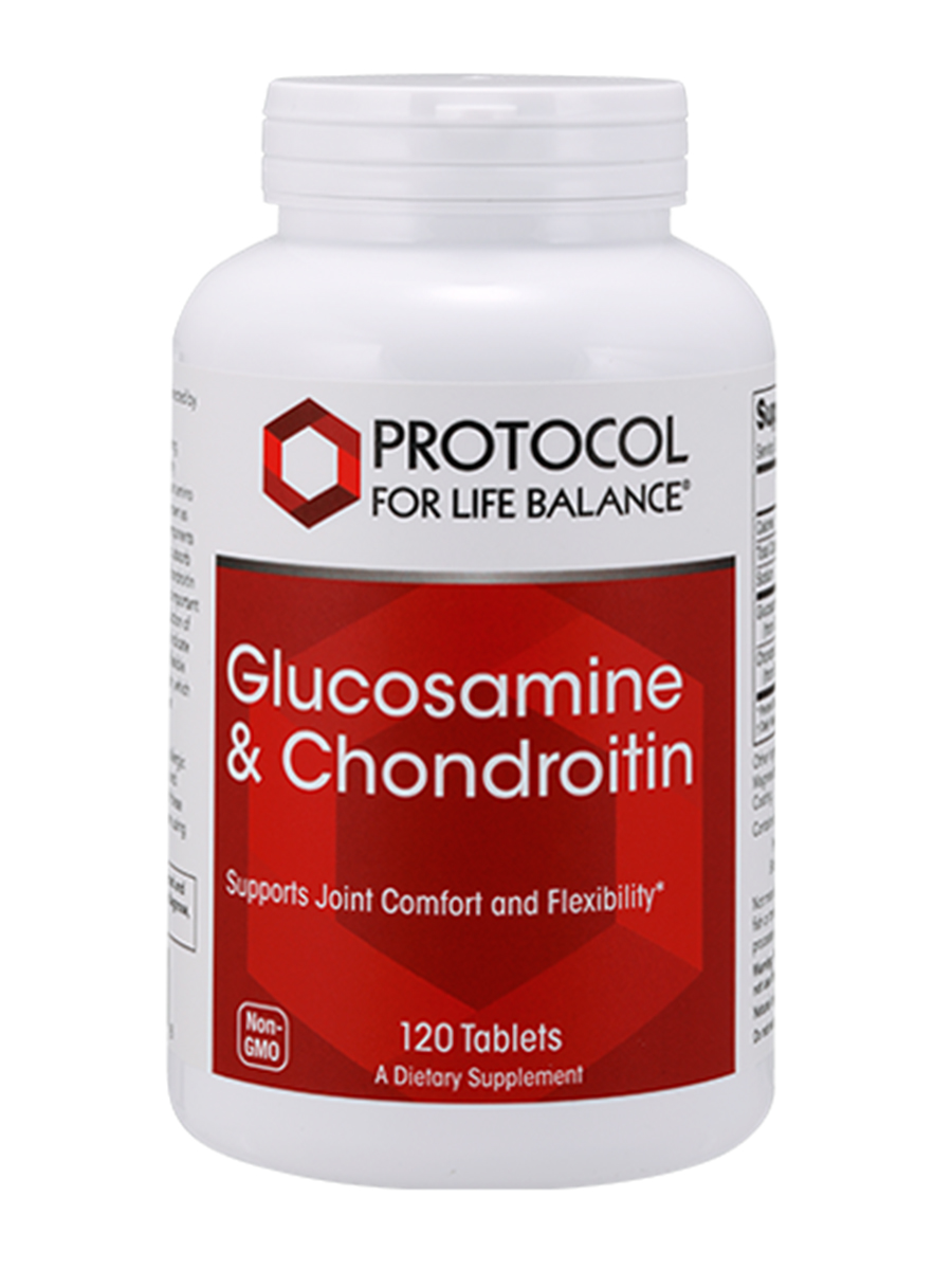 Glucosamine & Chondroitin - 120 Tablets
