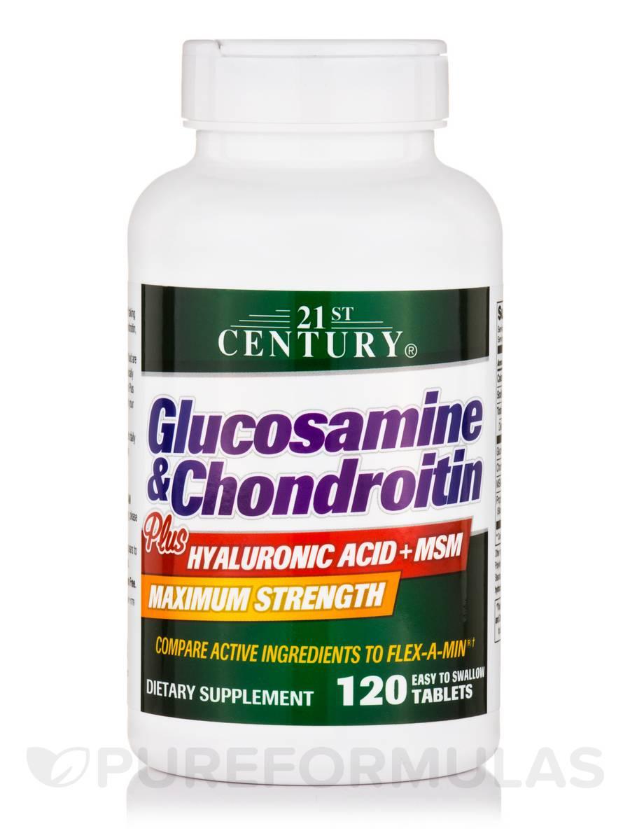 Glucosamine Chondroitin Plus - 120 Tablets