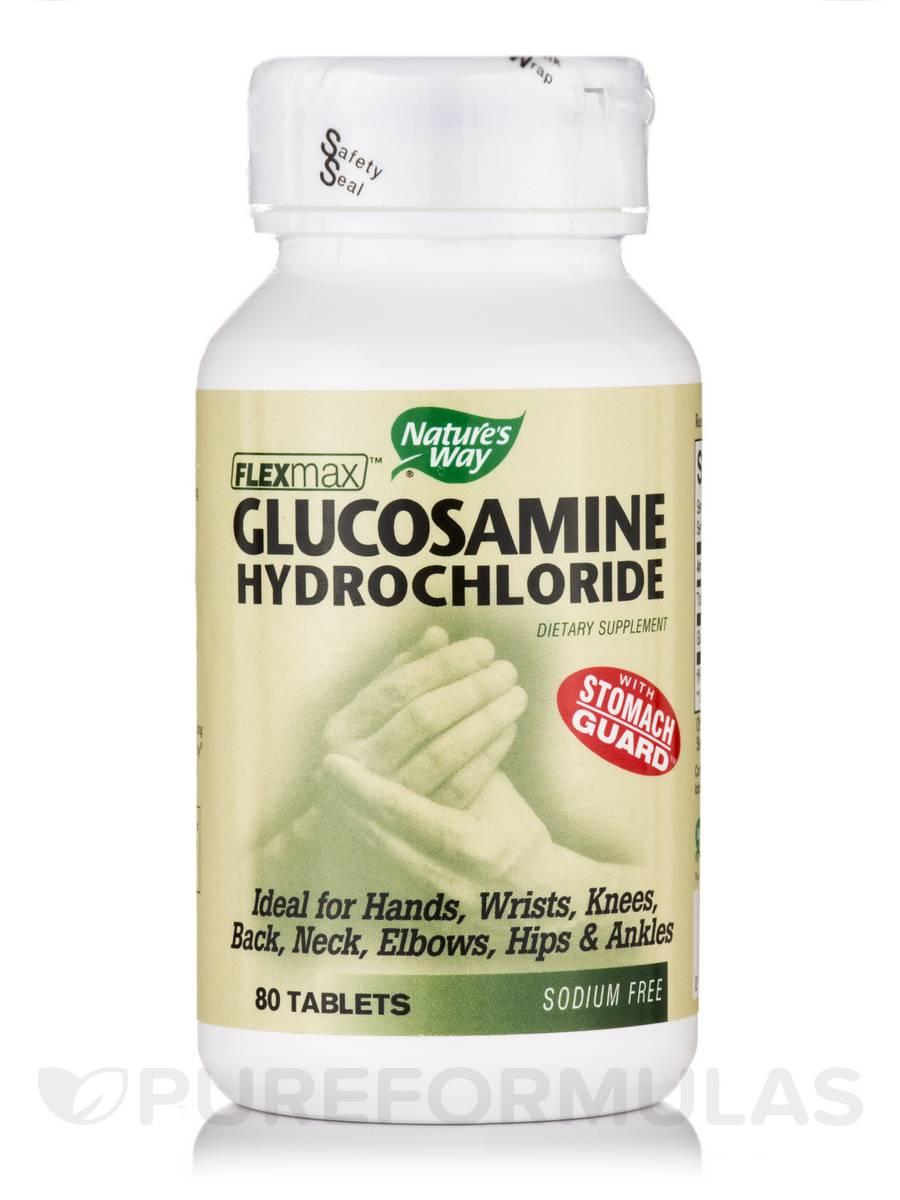 Glucosamine HCL - 80 Tablets