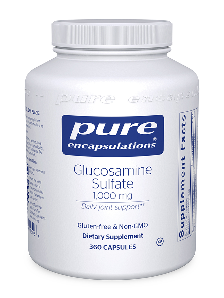 Glucosamine Sulfate 1000 mg - 360 Capsules