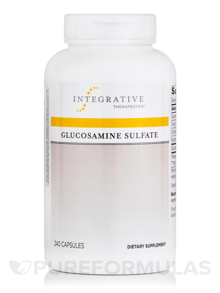 Glucosamine Sulfate - 240 Veg Capsules