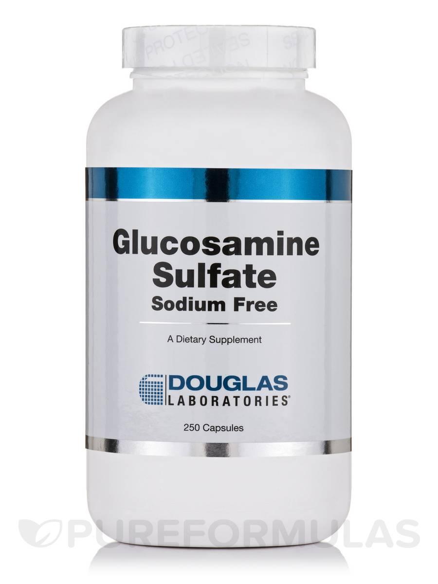 Glucosamine Sulfate - 250 Capsules