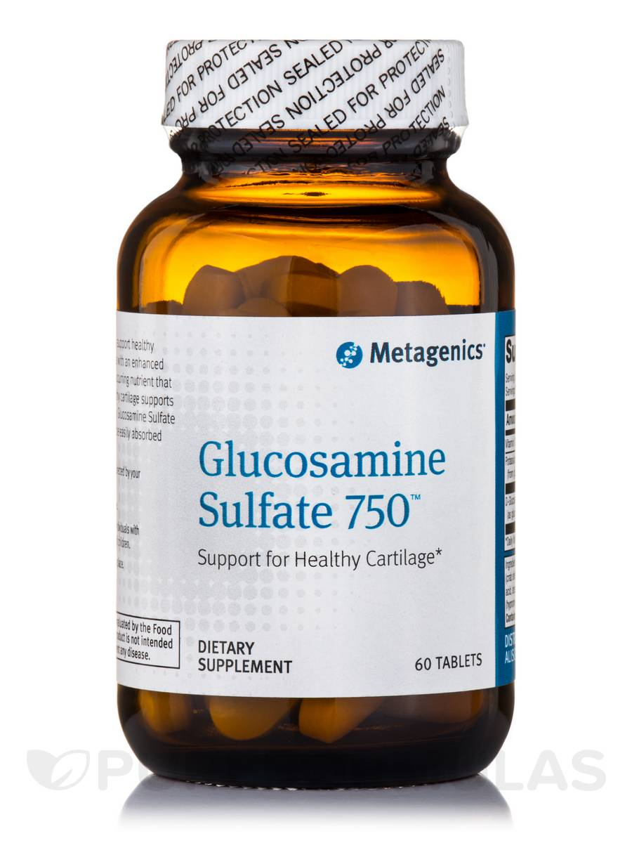 Glucosamine Sulfate 750 - 60 Tablets