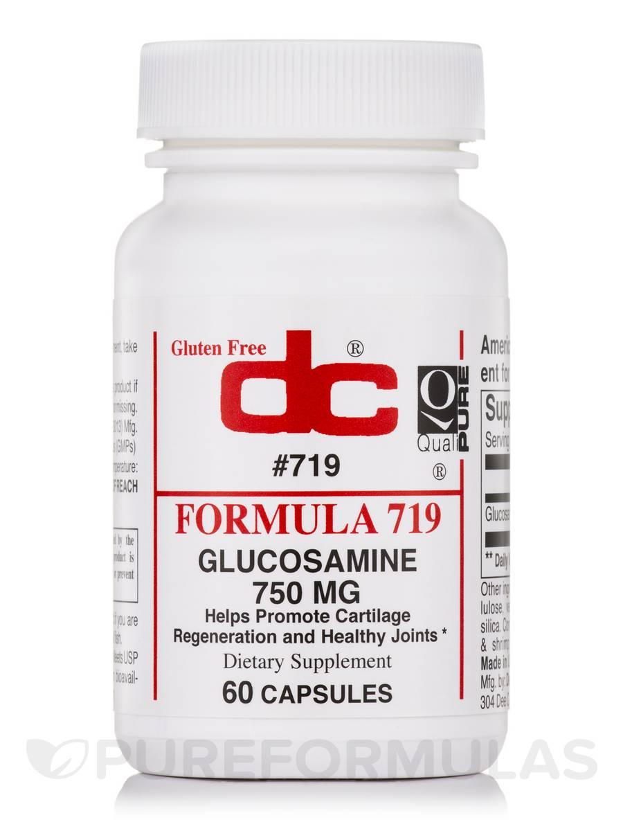 Glucosamine 750 mg - 60 Capsules