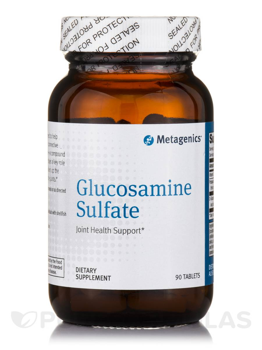 Glucosamine Sulfate - 90 Tablets