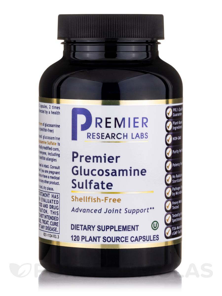 Premier Glucosamine - 90 Vegetable Capsules