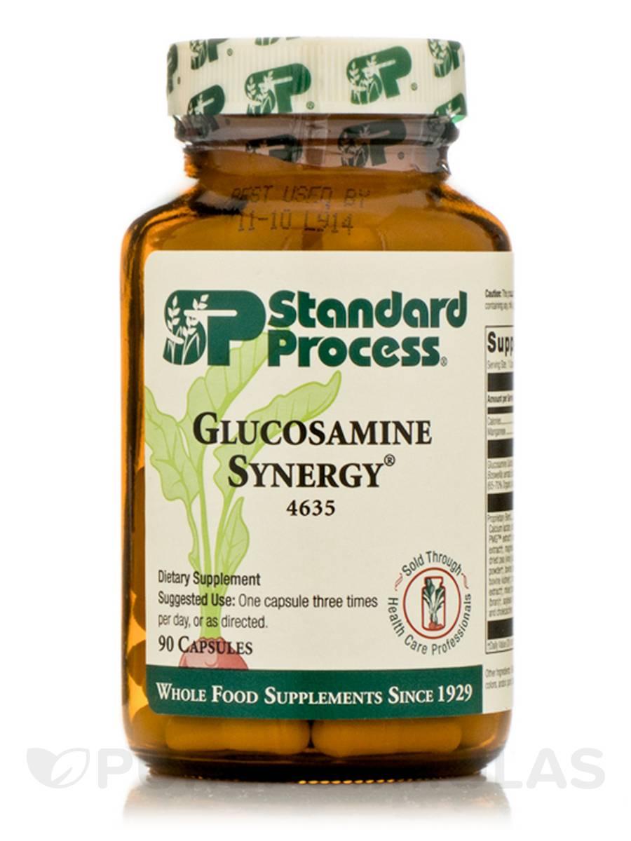Glucosamine Synergy® - 90 Capsules
