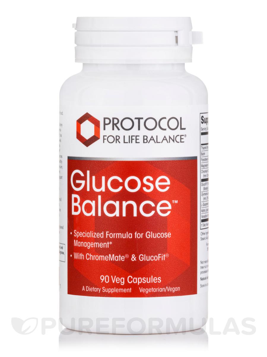Glucose Balance™ - 90 Veg Capsules
