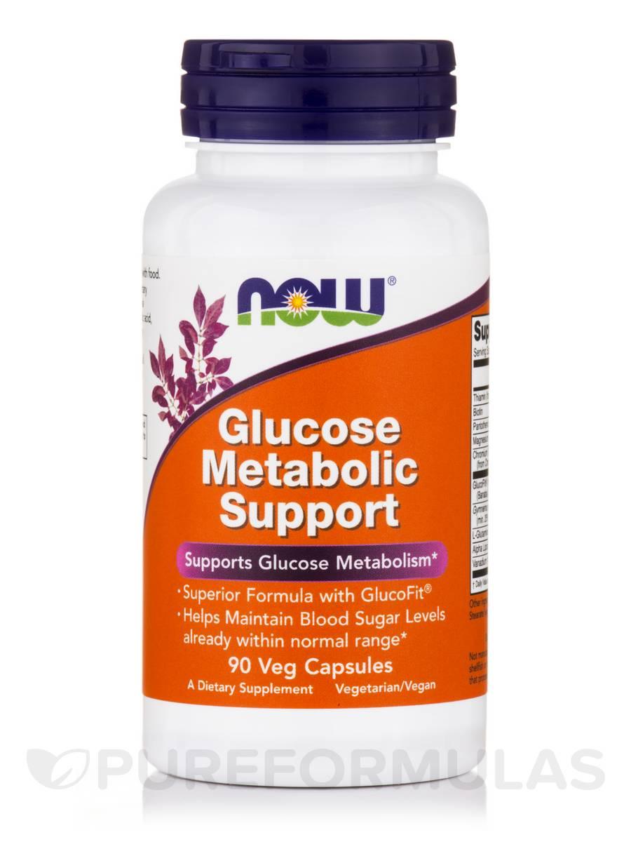 Glucose Metabolic Support - 90 Vegetarian Capsules