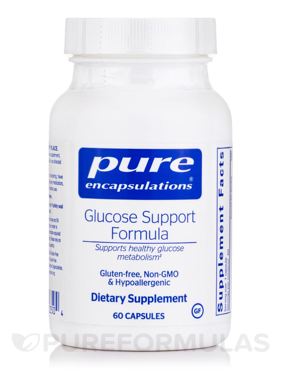Glucose Support Formula - 60 Capsules
