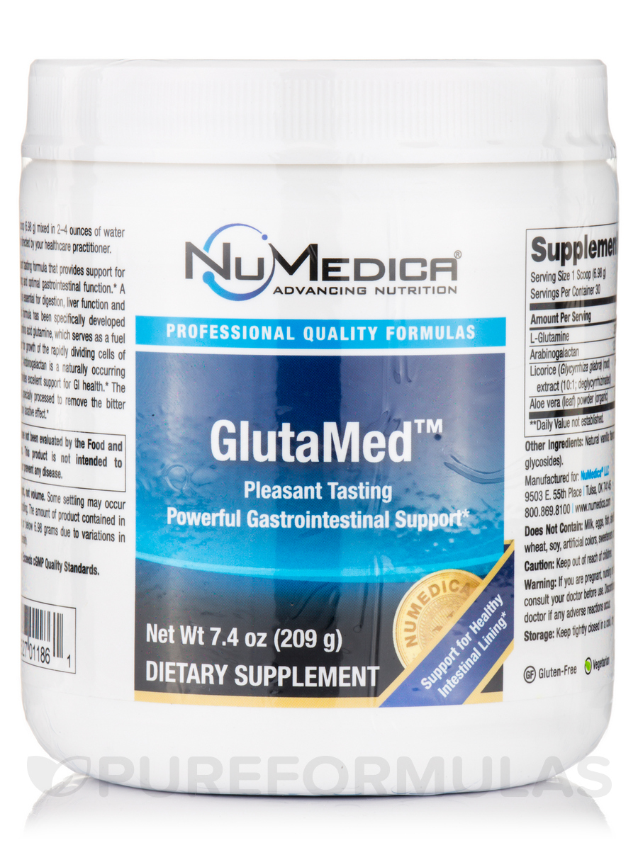GlutaMed Rx™ - 30 Servings (7.4 oz (209 Grams)