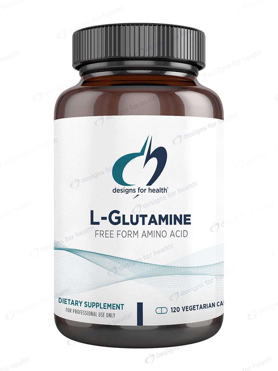 L-Glutamine - 120 Vegetarian Capsules