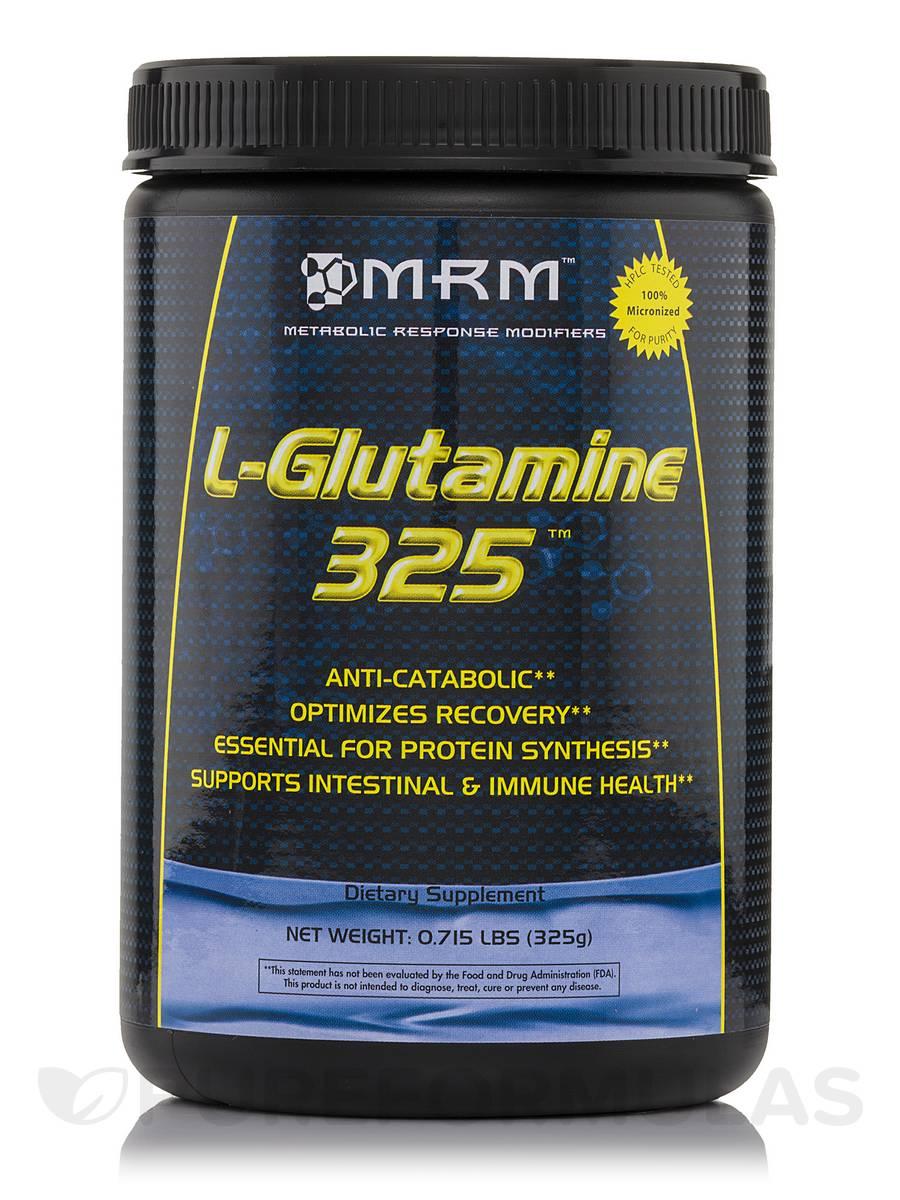 L-Glutamine - 0.715 lbs (325 Grams)
