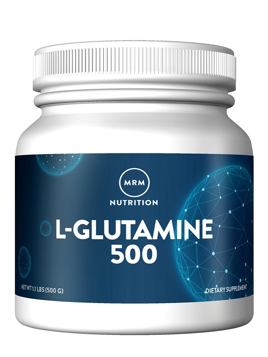L-Glutamine - 1.1 lbs (500 Grams)