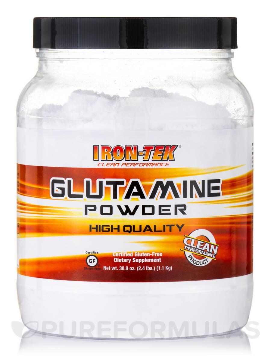 Glutamine Powder - 38.8 oz (1100 Grams)