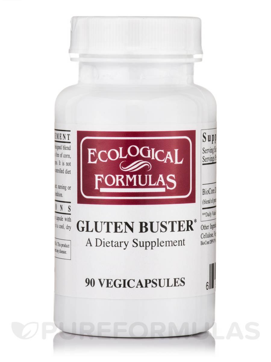 Gluten Buster - 90 Vegi Capsules