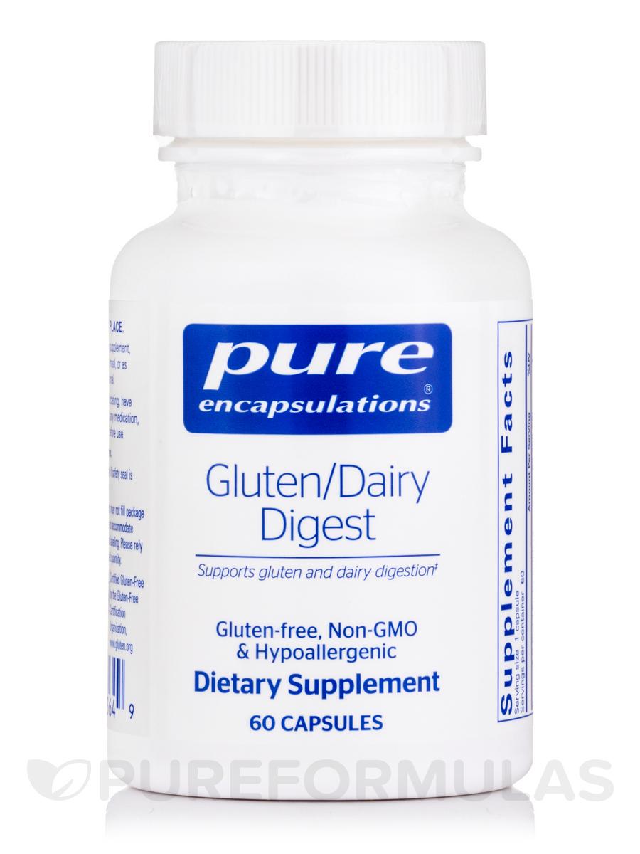 Gluten / Dairy Digest - 60 Capsules