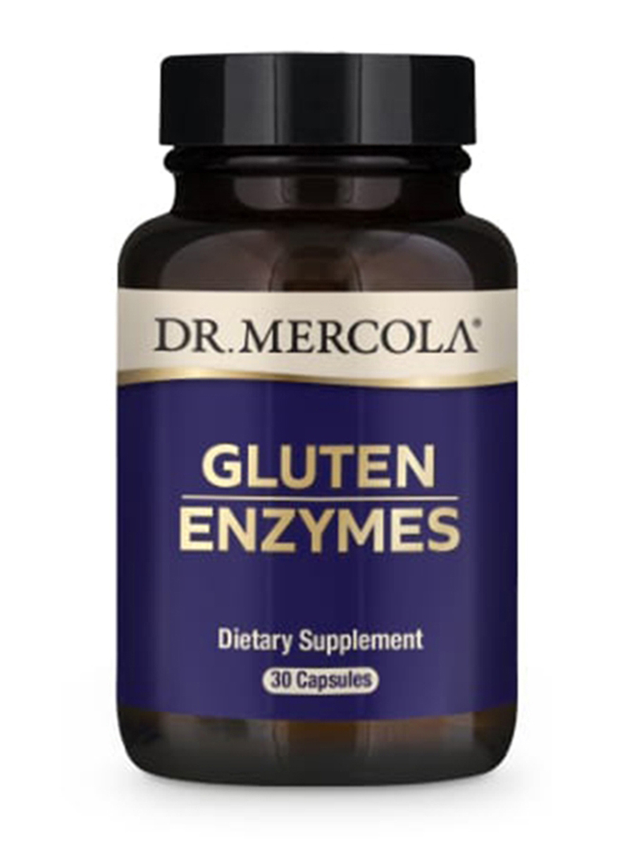 Gluten Enzymes - 30 Capsules