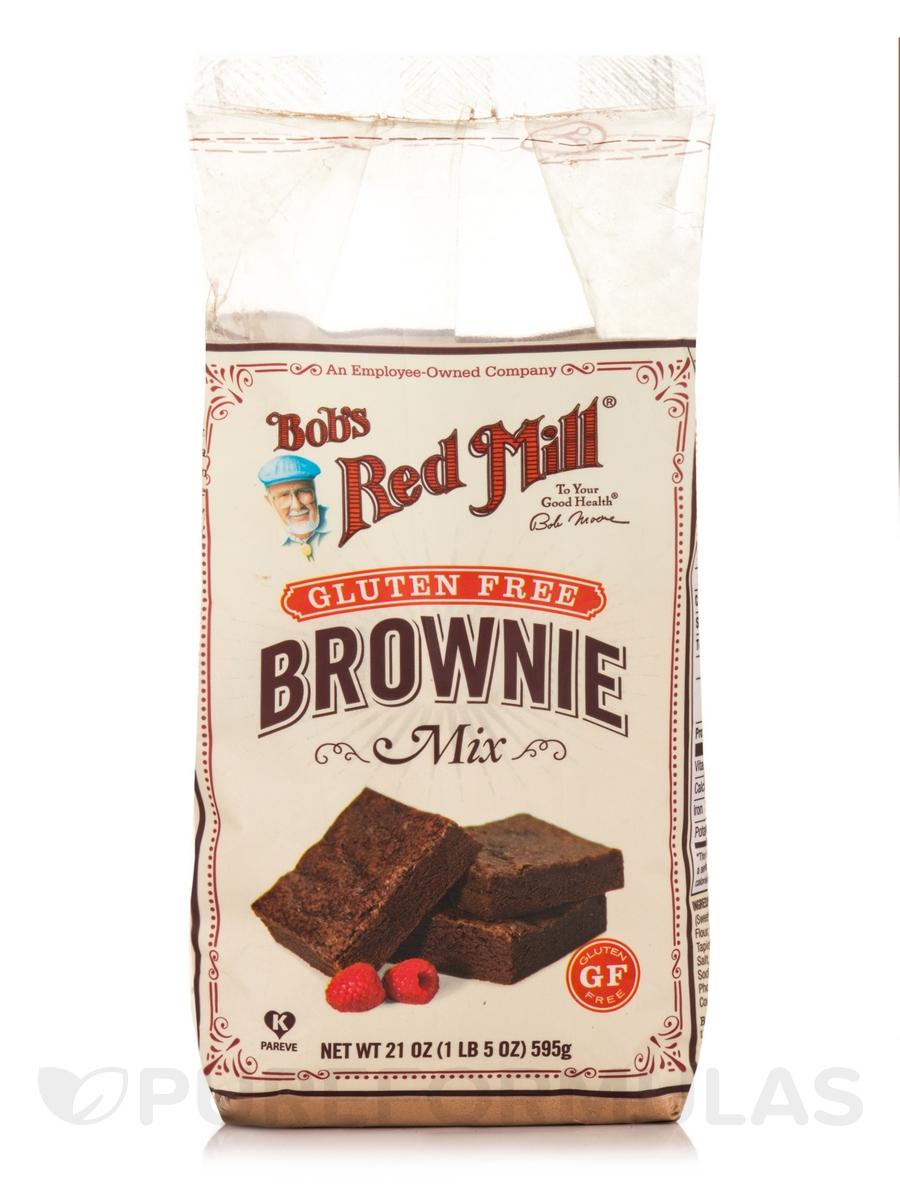 Gluten Free Brownie Mix - 21 oz (595 Grams)