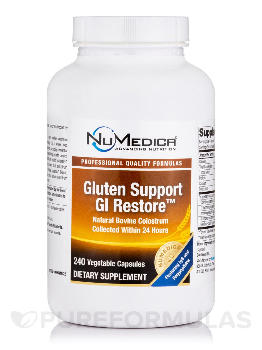 Gluten Sensitivity GI Restore - 240 Vegetable Capsules