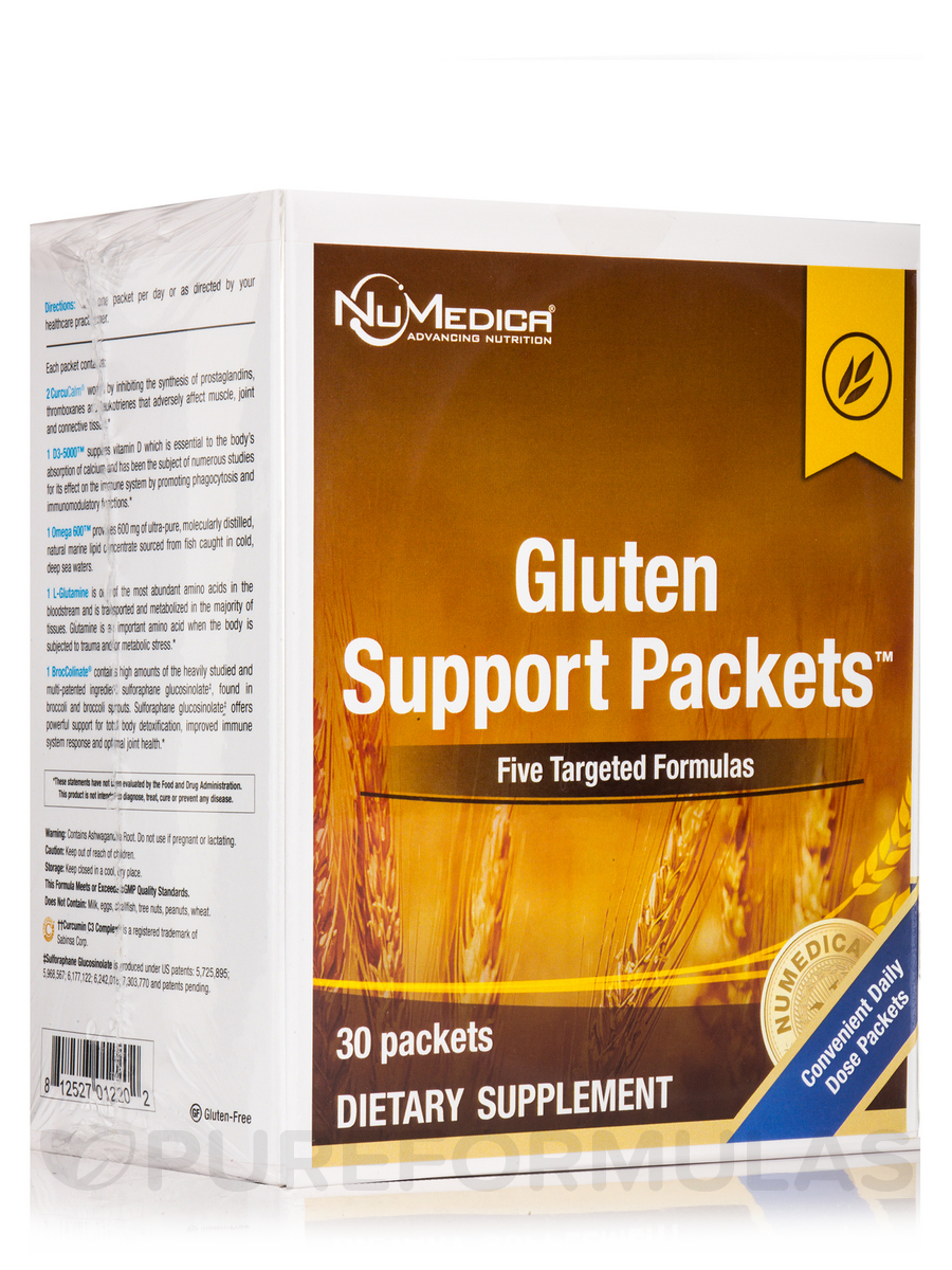 Gluten Sensitivity Packs - 30 Count