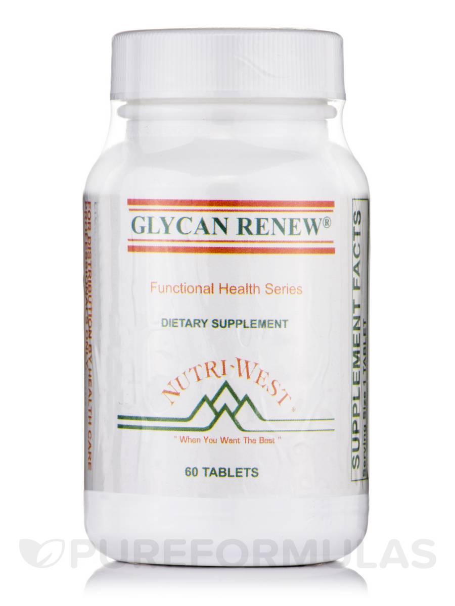 Glycan Renew® - 60 Tablets