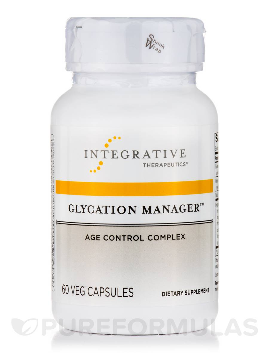 Glycation Manager™ - 60 Veg Capsules