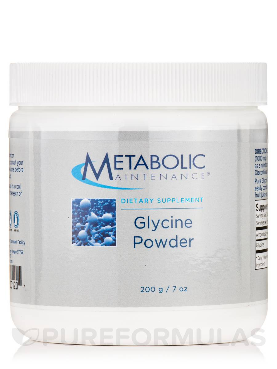 Glycine Powder - 7 oz (200 Grams)