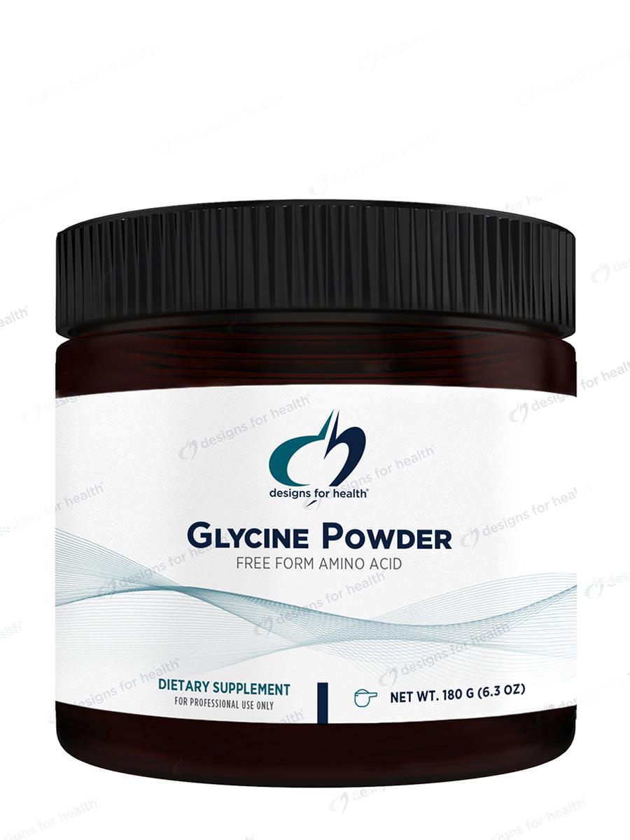 Glycine Powder - 6.3 oz (180 Grams)