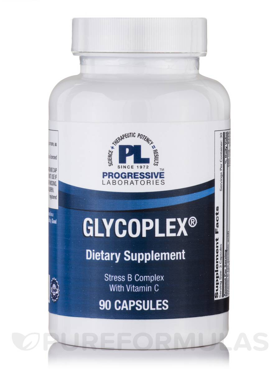 Glyco-Plex - 90 Capsules