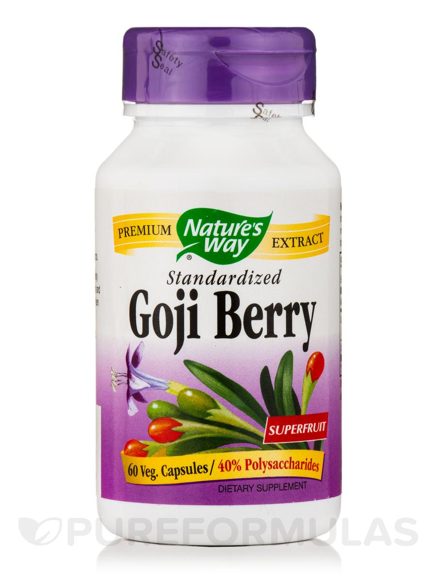 Goji Berry - 60 VCaps