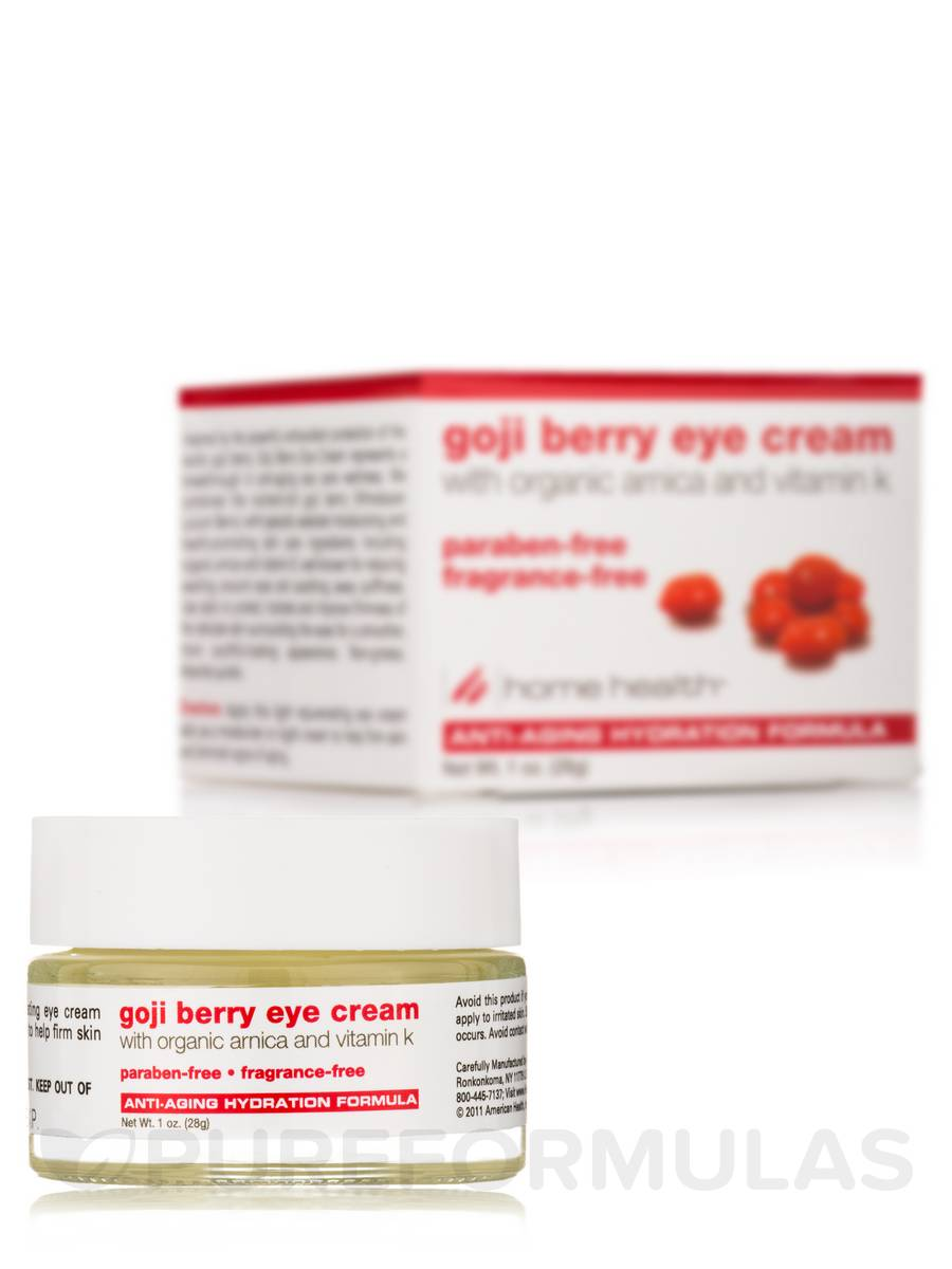 Goji Berry Eye Cream - 1 oz (28 Grams)