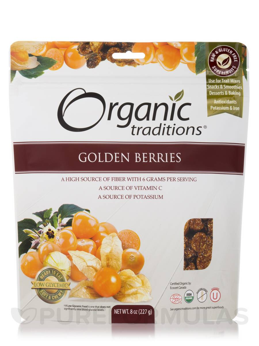 Golden Berries - 8 oz (227 Grams)