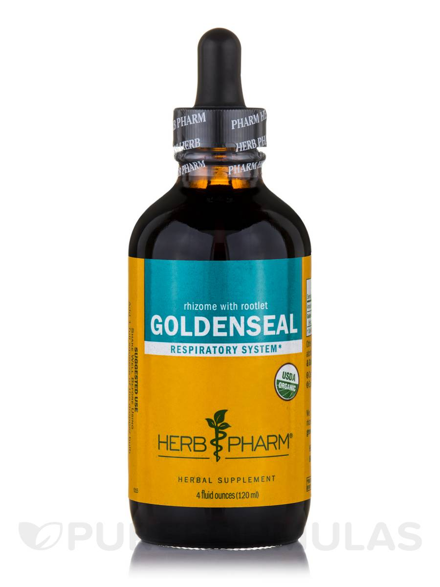 Goldenseal - 4 fl. oz (120 ml)
