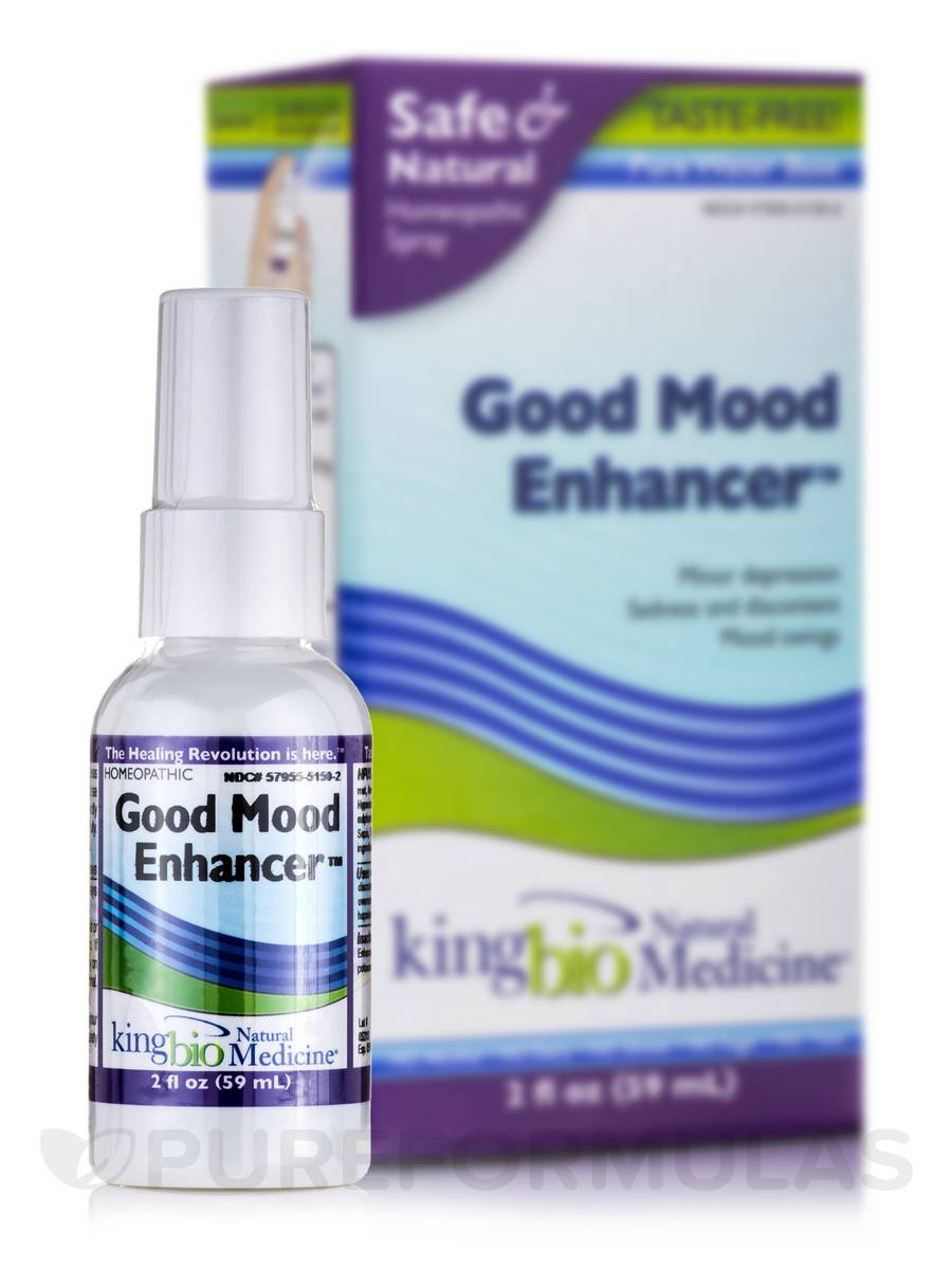 Good Mood Enhancer - 2 fl. oz (59 ml)