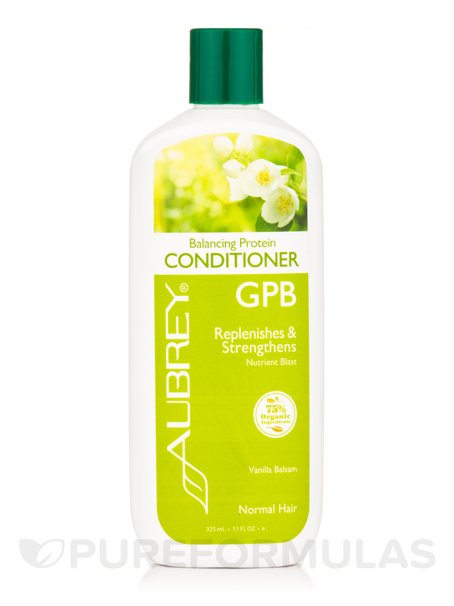 GPB Balancing Protein Conditioner, Vanilla Balsam - 11 fl. oz (325 ml)