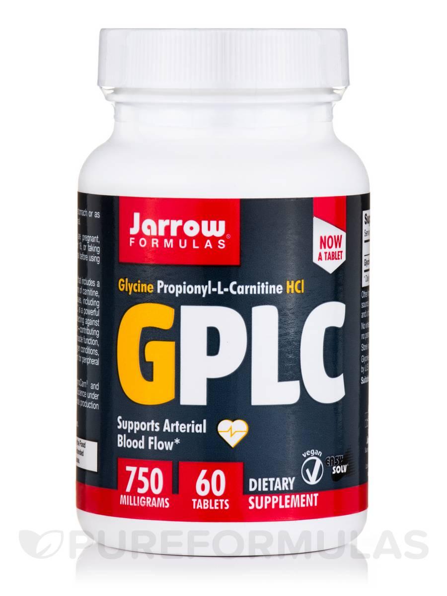 GPLC 750 mg - 60 Tablets