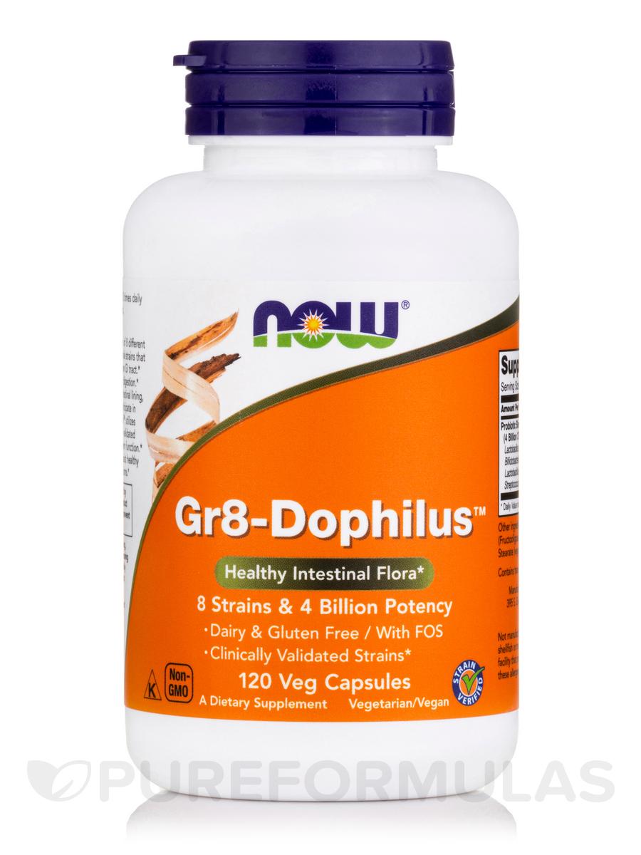 Gr8-Dophilus™ - 120 Veg Capsules