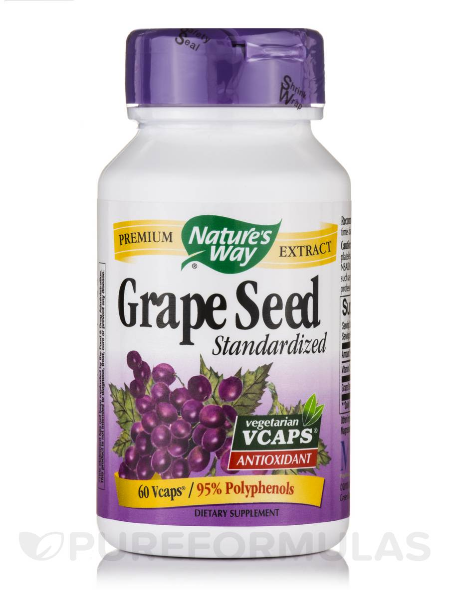 Grape Seed - 60 VCaps