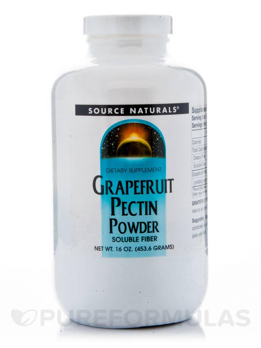 Grapefruit Pectin Powder - 16 oz (453.6 Grams)