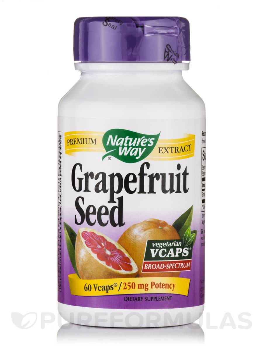 Grapefruit Seed - 60 VCaps